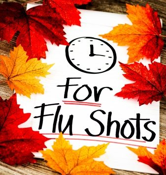 Get Your Flu Shot at Work!