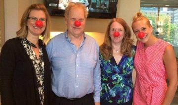OneCommunity Joins the Fight Against Childhood Poverty on Red Nose Day