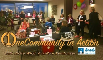 Ready For Success benefits from Share What You Wear Event