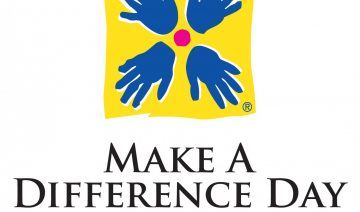 You Can Make A Difference on Saturday, October 22