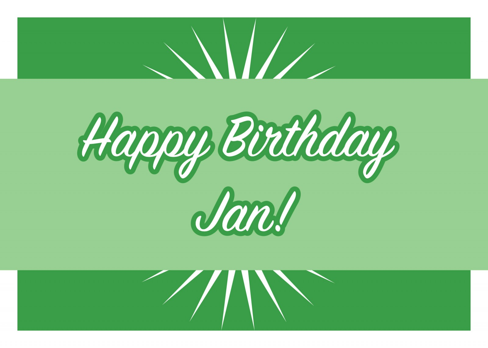 happy birthday to jan  - officenters
