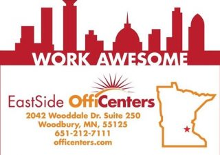 Work Awesome in Woodbury!
