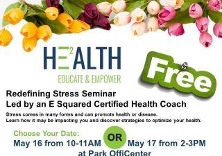 Redefine Your Stress!
