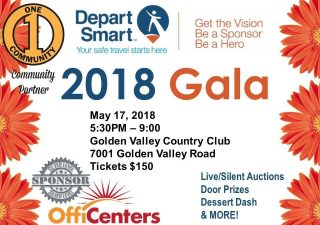 Depart Smart's 2018 Gala