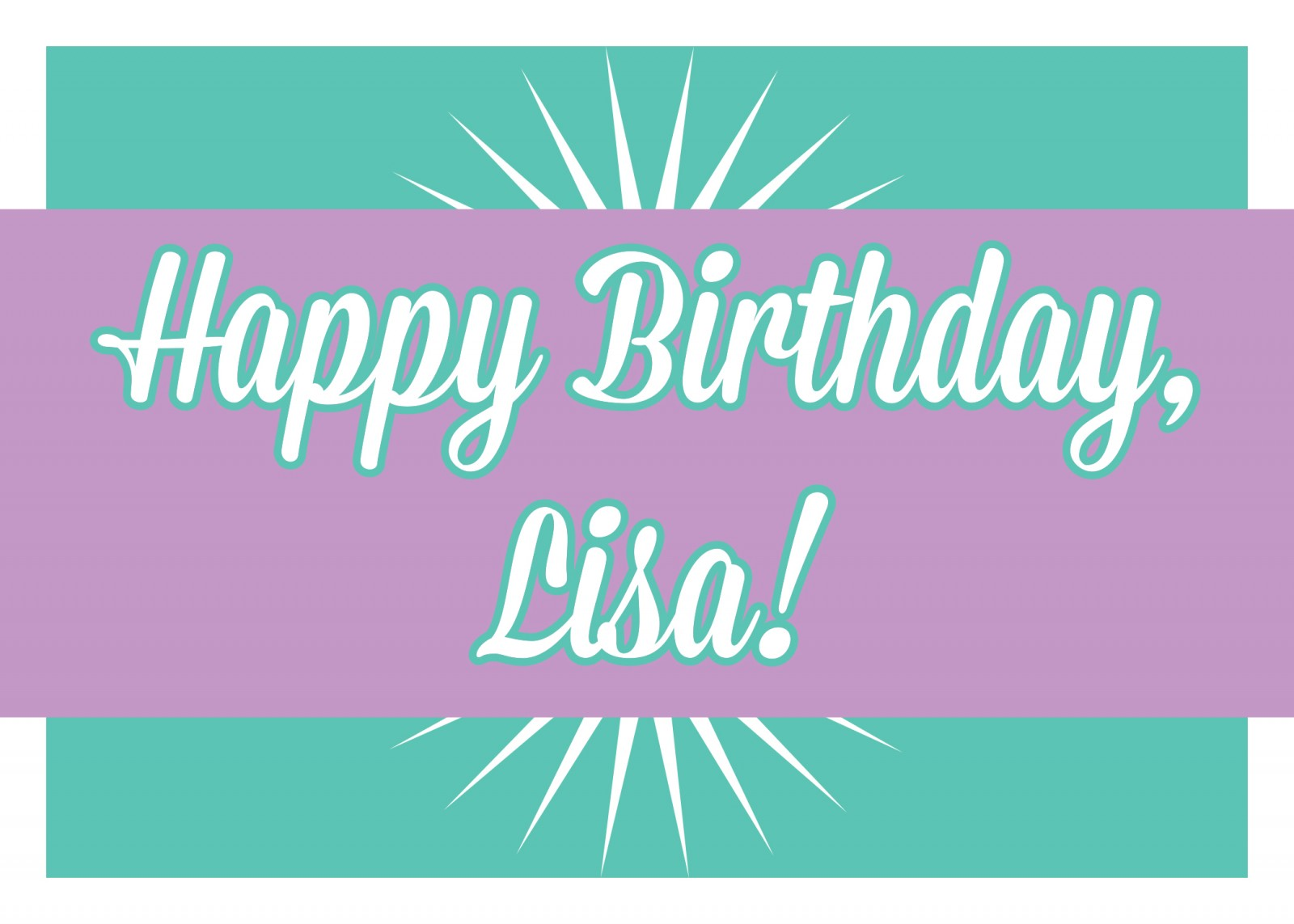 Happy Birthday, Lisa!   OffiCenters   Innovative Office, CoWorking