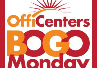 BOGO Mondays During CoWorking Month!