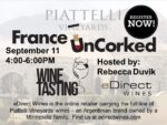 Wine-ing Allowed at France UnCorked!