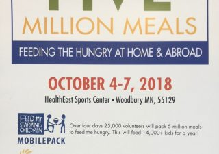 Join the Largest FMSC Packing Event in Woodbury!