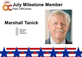 July – Milestone