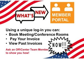 Your New Member Portal is Here!