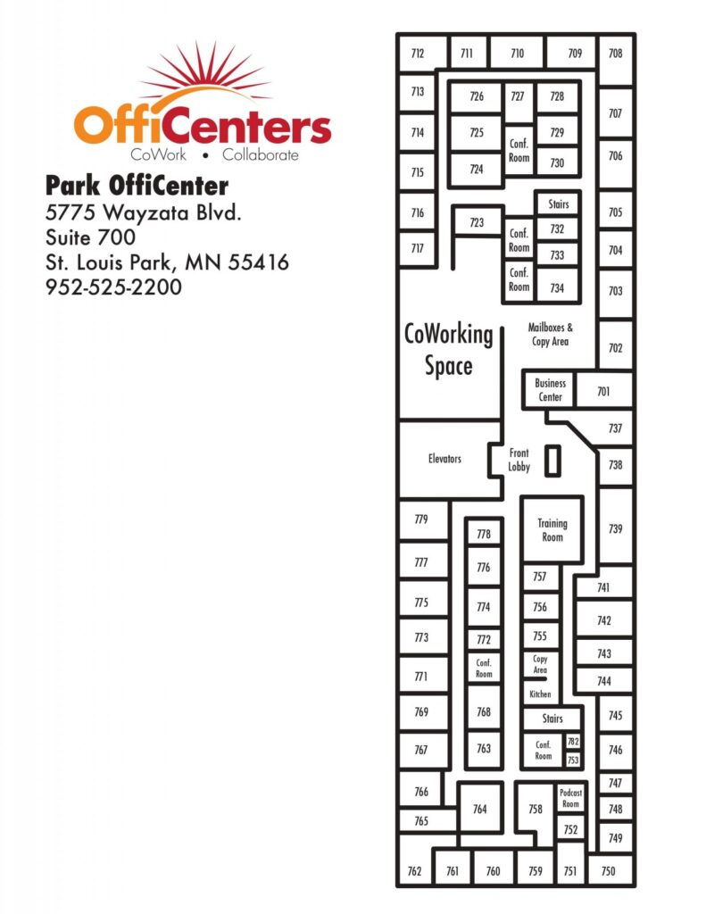 Park Officenter Officenters Innovative Office Coworking And