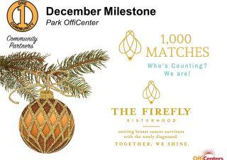 December Milestone