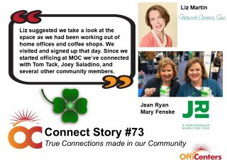 Connect Story #73