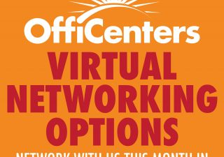 Virtual Networking in April!
